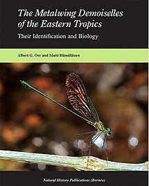 The Metalwing Demoiselles of the Eastern Tropics - Albert G. Orr & M. Hamalainen