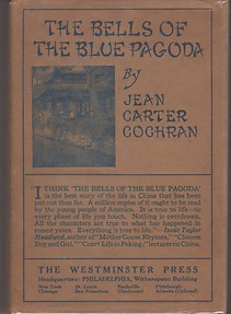 The Bells of the Blue Pagoda - Jean Carter Cochran