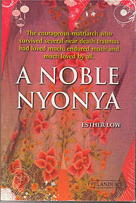 A Noble Nyonya - Esther Low