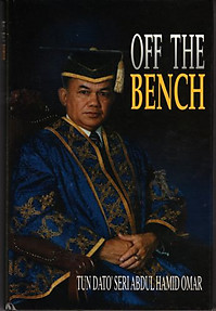 Off the Bench - Abdul Hamid Omar