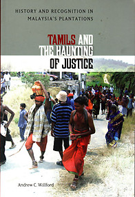 Tamils and the Haunting of Justice - Andrew C Willford