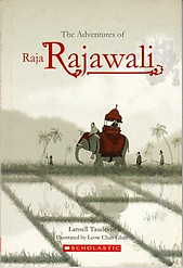 The Adventures of Raja Rajawali - Lansell Taudevin