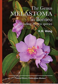 The Genus Melastoma in Borneo - K M Wong