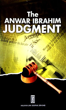 The Anwar Ibrahim Judgement - Loo Lai Mee (ed)