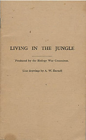 Living in the Jungle - Biology War Committee