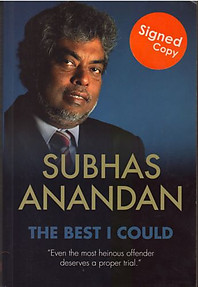 The Best I Could - Subhas Anandan