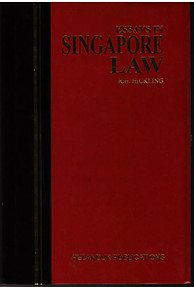 Essays in Singapore Law - RH Hickling