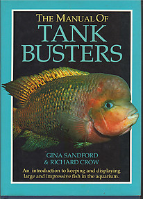 The Manual of Tank Busters - Gina Sandford & Richard Crow