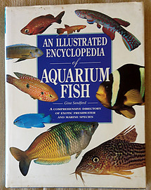 An Illustrated Encyclopedia of Aquarium Fish - Gina Sandford