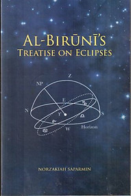 Al-Biruni's Treatise on Eclipses: A Translation and Commentary of Treatise VIII