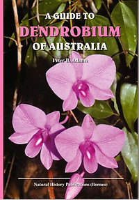 A Guide to the Dendrobium of Australia - Peter B Adams