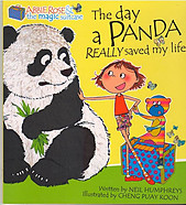 The Day a Panda Really Saved My Life - Neil Humphreys & Cheng Puay Koon