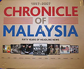 Chronicle of Malaysia (New)