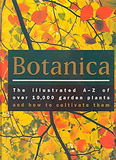 Botanica: The Illustrated A-Z of Over 10,000 Garden Plants for Asian Gardens - Gordon Cheers