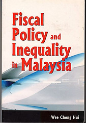 Fiscal Policy and Inequality in Malaysia - Wee Chong Hui