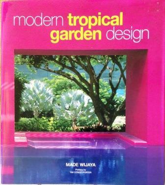 the penang bookshelf modern tropical garden design made