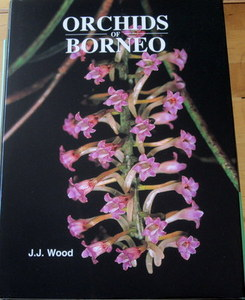 Orchids of Borneo- 4 volumes - CL Chan, JJ Vermeulen & JJ Wood