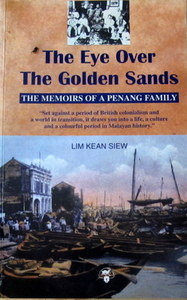 The Eye Over The  Golden Sands - Lim Kean Siew