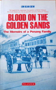 Blood on the Golden Sands - Lim Kean Siew (Author signed copy)