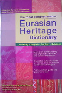 The Most Comprehensive Eurasian Heritage Dictionary - Scully and Zuzarte