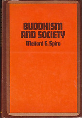 Buddhism and Society - Melford E Spiro