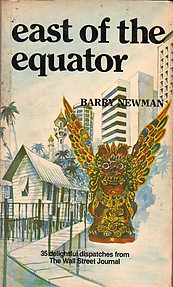 East of the Equator - Barry Newman