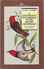 A Naturalist's Wanderings in the Eastern Archipelago - Henry O. Forbes