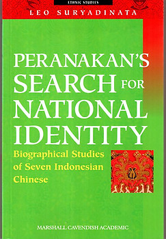 Peranakan's Search For National Identity - Leo Suryadinata