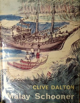 The Malay Schooner - Clive Dalton