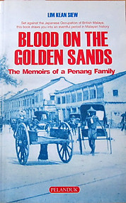 Blood on the Golden Sands - Lim Kean Siew