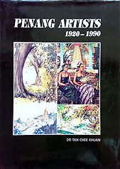 Penang Artists 1920-1990 - Tan Chee Khuan