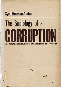 The Sociology of Corruption - Syed  Hussein Alatas