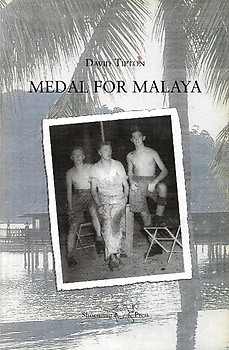 Medal for Malaya - David Tipton