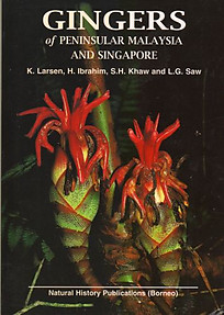 Gingers of Peninsular Malaysia and Singapore - K Larsen & Others