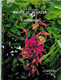 Tropical Planting and Gardening - H. F. MacMillan