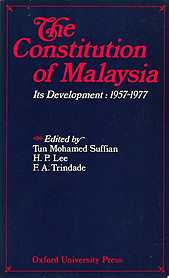 The Constitution of Malaysia: Its Development, 1957-1977 - Mohamed Suffian (ed)