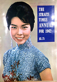 The Straits Times Annual for 1962