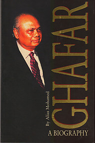 Ghafar: A Biography - Alias Mohamed