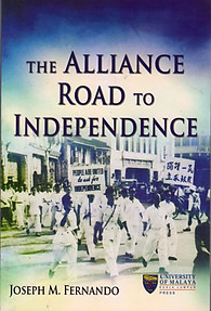The Alliance Road to Independence - Joseph M Fernando