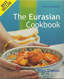 The Eurasian Cookbook - Mary Gomes