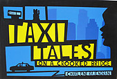 Taxi Tales on A Crooked Bridge - Charlene Rajendran