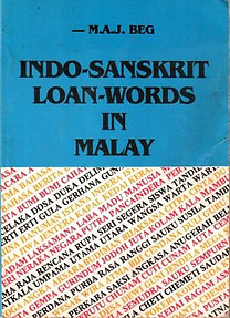 Indo-Sanskrit Loan-Words in Malay - MAJ Beg