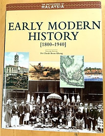 Early Modern History (1800-1940) - Cheah Boon Kheng (ed)