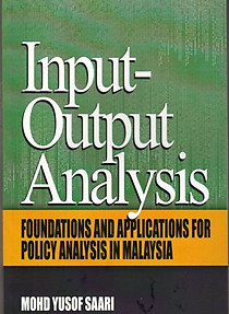 Input-Output Analysis: Foundations and Applications for Policy Analysis