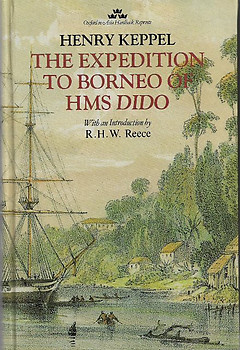The Expedition to Borneo of HMS Dido for the Suppression of Piracy - Henry Keppel