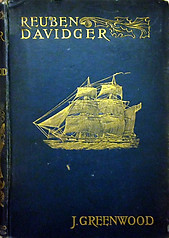 The Adventures of Reuben Davidger: Seventeen Years and Four Months Captive Among the Dyaks of Borneo - J Greenwood