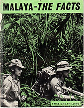 Malaya - The Facts Behind the Fighting - Her Majesty's Stationery Office