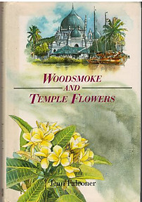 Woodsmoke and Temple Flowers - Jean Falconer
