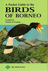 Pocket Guide to the Birds of Borneo - C.M. Francis