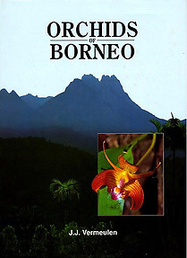 Orchids of Borneo- Volume 2 - JJ Vermeulen